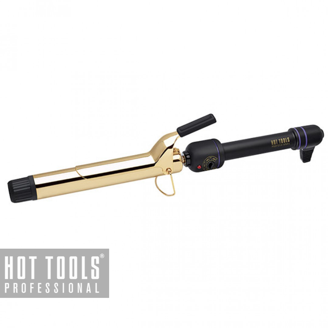 Плойка Hot Tools Professional 24K Gold Salon Curling Iron 32 мм HTIR1110E